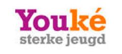 logo Youké: sterke jeugd