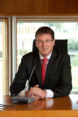 Burgemeester Patrick van de Brink
