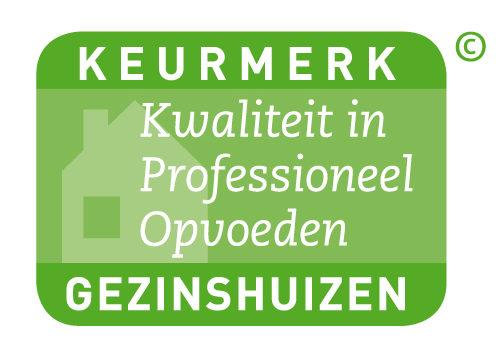 Gezinshuizen Keurmerk Logo