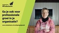 Gezinshuisouder Anneke Veenstra