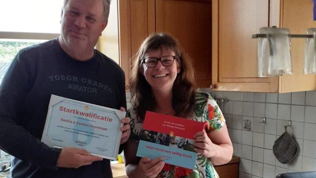 Gezinshuis-Aan-de-Regge ontvangt startkwalificatie