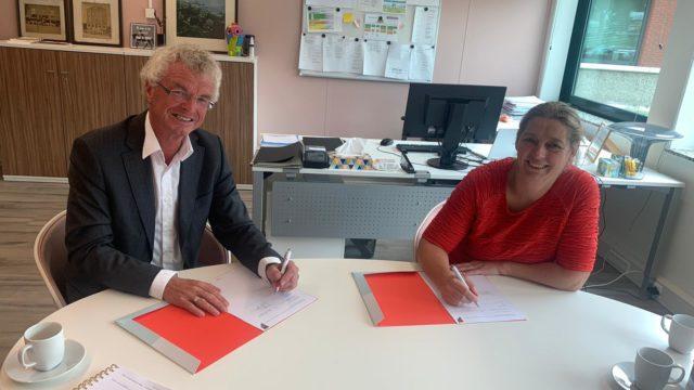 Samenwerkingsovereenkomst met Enver 2020