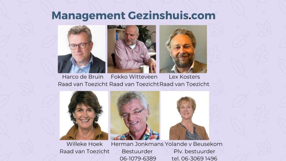 management Gezinshuis.com
